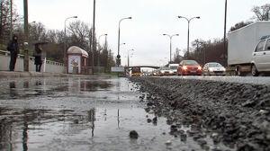 Drogowcy wracają na Łazienkowską