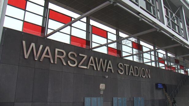 Stacja Warszawa-Stadion TVN Warszawa