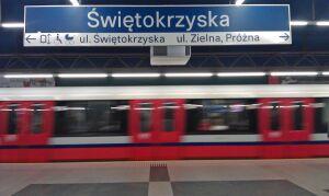 Metro wróciło na