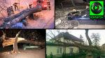 Tysiące osób wciąż bez prądu, 2200 interwencji strażaków