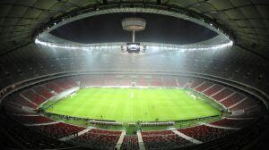 Euro 2012: Warszawa lekko przypudrowana