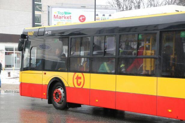 Nowa linia autobusowa 376  ZTM