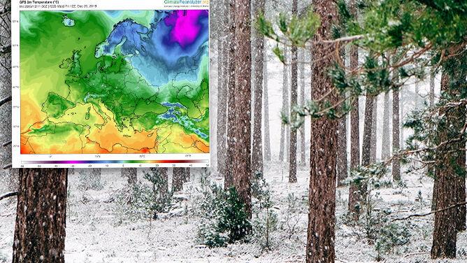 Jaka prognoza na święta? Synoptyk sprawdza, czy jest szansa na śnieg