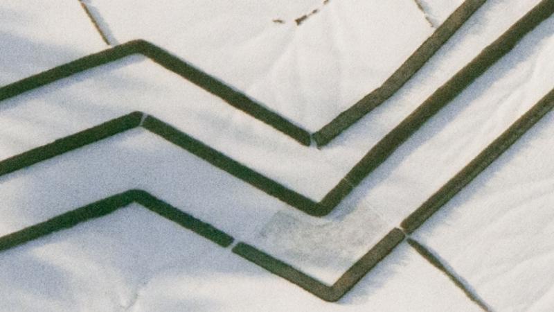 Zdjęcie z Międzynarodowej Stacji Kosmicznej