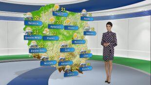 Prognoza pogody na czwartek 13.05